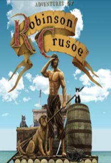 Get Free Adventures of Robinson Crusoe