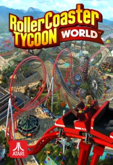 Get Free RollerCoaster Tycoon World Deluxe Edition