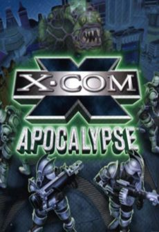 Get Free X-COM: Apocalypse
