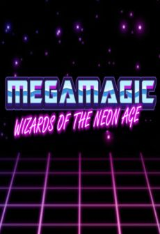 Get Free Megamagic: Wizards of the Neon Age