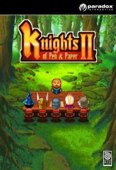 Get Free Knights of Pen and Paper 2 Deluxiest Edition