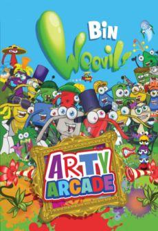 Get Free Bin Weevils Arty Arcade