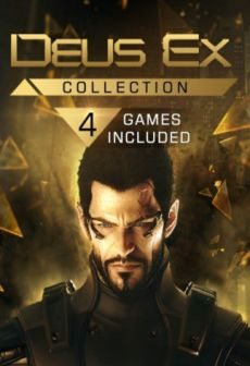 Get Free Deus Ex Collection