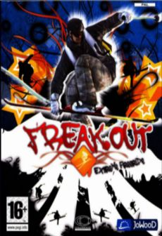 Get Free FreakOut: Extreme Freeride