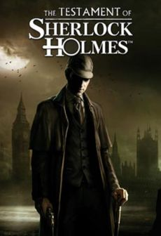 Get Free The Testament of Sherlock Holmes