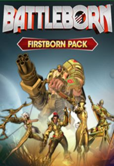 Get Free Battleborn Firstborn Pack