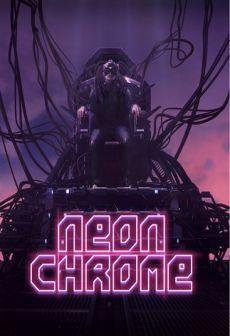 Get Free Neon Chrome
