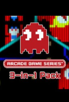 Get Free ARCADE GAME SERIES 3-in-1 Pack