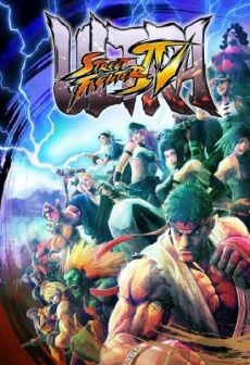 Get Free Ultra Street Fighter IV + Digital Upgrade