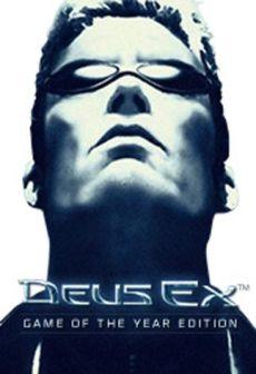 Get Free Deus Ex: GOTY