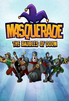 Get Free Masquerade: The Baubles of Doom