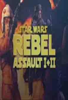 Get Free STAR WARS: Rebel Assault I + II