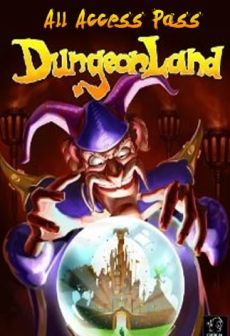 Get Free Dungeonland - All Access Pass 4-PACK