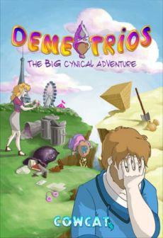 Get Free Demetrios - The BIG Cynical Adventure