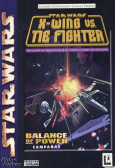 Get Free STAR WARS X-Wing vs TIE Fighter + Balance of Power