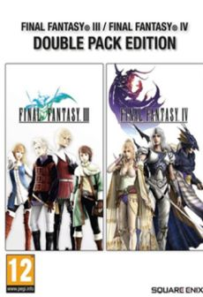 Get Free Final Fantasy III & Final Fantasy IV Double Pack