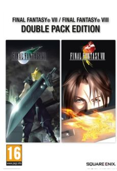 Get Free Final Fantasy VII & Final Fantasy VIII Double Pack