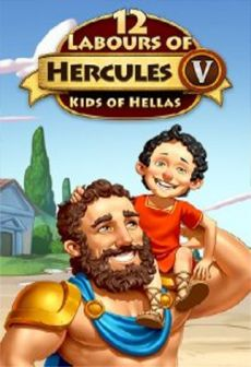 Get Free 12 Labours of Hercules V: Kids of Hellas (Platinum Edition)