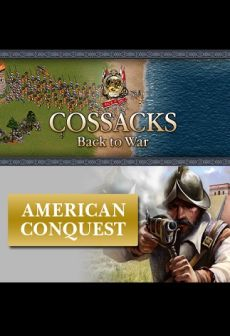 Get Free Cossacks and American Conquest Pack