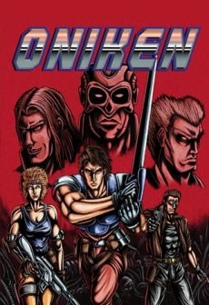 Get Free Oniken: Unstoppable Edition