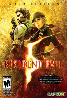 Get Free Resident Evil 5: Gold Edition