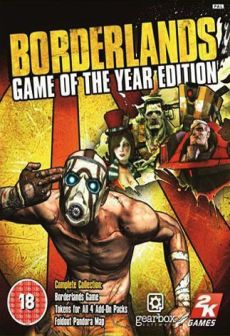 Get Free Borderlands GOTY EDITION