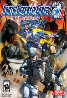 Get Free EARTH DEFENSE FORCE 4.1 The Shadow of New Despair