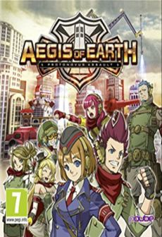 Get Free Aegis of Earth: Protonovus Assault