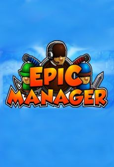 Get Free Epic Manager - Create Your Own Adventuring Agency!