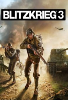 Get Free Blitzkrieg 3 Deluxe Edition