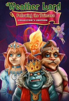Get Free Weather Lord: Following the Princess Collector's Edition