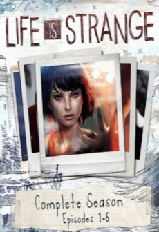 Get Free Life Is Strange Complete Season (Episodes 1-5)