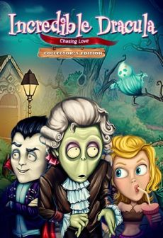 Get Free Incredible Dracula: Chasing Love Collector's Edition