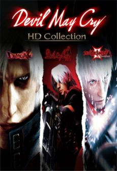 Get Free Devil May Cry HD Collection