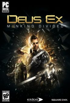 Get Free Deus Ex: Mankind Divided - Digital Deluxe Edition