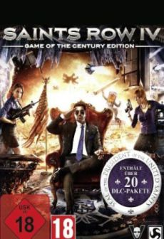 Get Free Saints Row IV: Game of the Century Edition