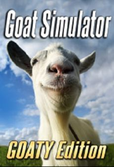 Get Free Goat Simulator: GOATY