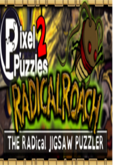 Get Free Pixel Puzzles 2: RADical ROACH