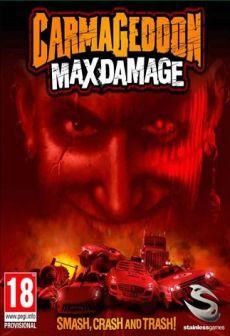 Get Free Carmageddon: Max Damage