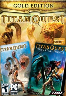 Get Free Titan Quest Gold Edition