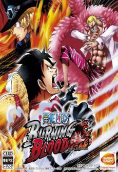 Get Free One Piece Burning Blood