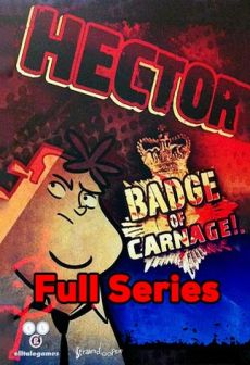 Get Free Hector: Badge of Carnage - Full Series