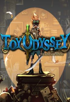 Get Free Toy Odyssey: The Lost and Found