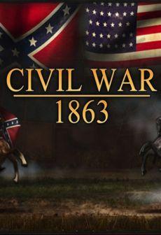 Get Free Civil War: 1863