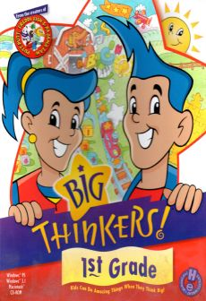 Get Free Big Thinkers 1st Grade