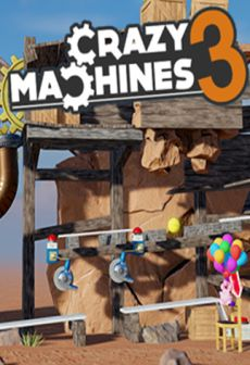 Get Free Crazy Machines 3