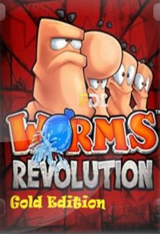 Get Free Worms Revolution Gold Edition
