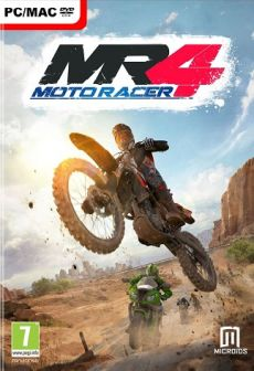 Get Free Moto Racer 4 Deluxe Edition