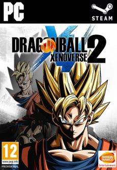 Get Free DRAGON BALL XENOVERSE 2 Deluxe Edition