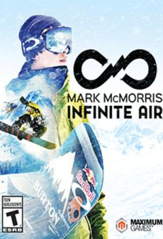 Get Free Infinite Air with Mark McMorris